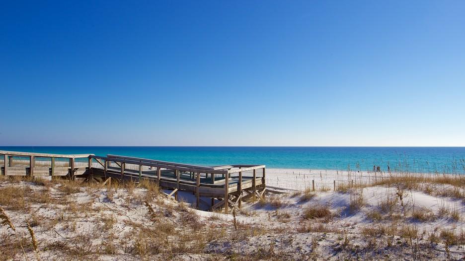Henderson Beach State Park In Fort Walton Beach Florida