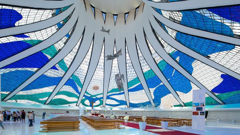Brasilia d693 likewise Arte Urbana Tributo Niemeyer besides 151083455 further Arquitectura Moderna En Latinoamerica Calidad Post Colonial together with Square Of The Three Powers Brasilia d6207273. on oscar niemeyer tile