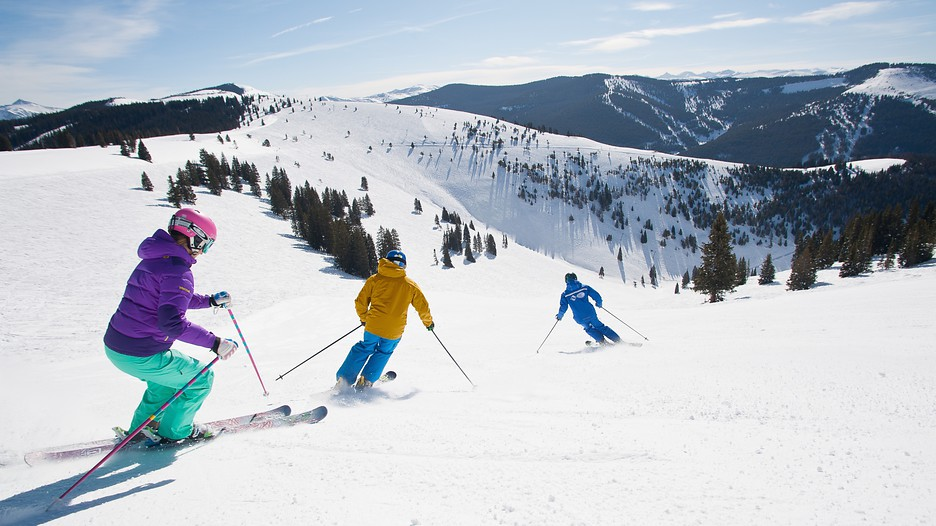 vail ski resorts essay