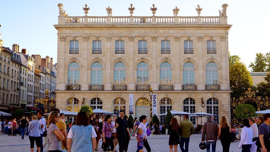 Musee des beaux arts in nancy grand est - Salon des arts nancy ...