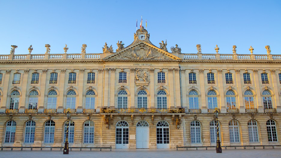 Nancy hotel de ville in nancy grand est expedia - Piscine de grand quevilly ...