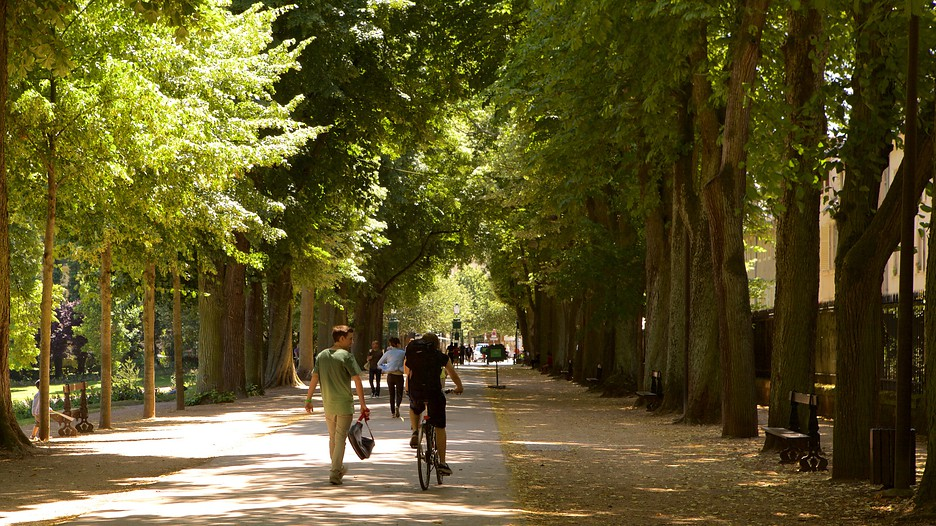 Parc de la pepiniere in nancy grand est expedia for Pepiniere