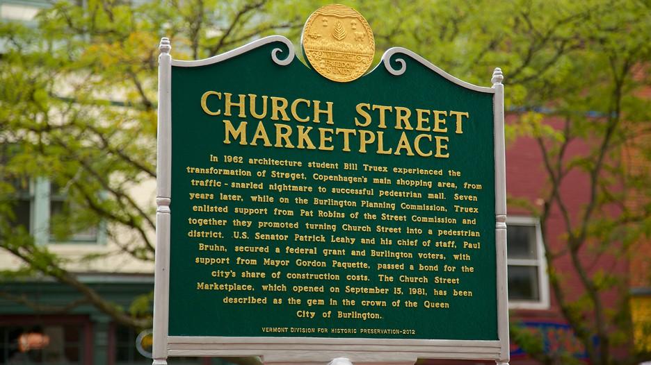 Church Street Burlington Restaurants