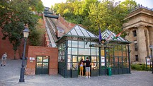 Budapest Castle Hill Funicular - Budapest (en omgeving)