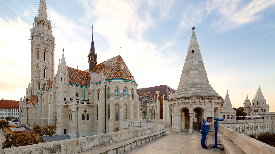 Fisherman S Bastion In Budapest Expedia Ca
