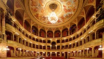 Hungarian State Opera House (Magyar Allami Operahaz) - Budapest