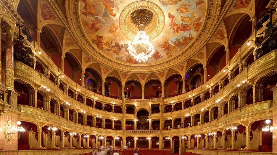 Hungarian State Opera House in Budapest, | Expedia