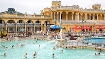 Thermale baden van Széchenyi - Budapest (en omgeving)