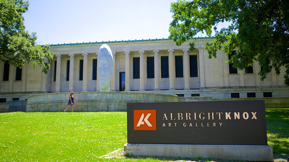 Albright Knox Art Gallery In Buffalo New York Expedia