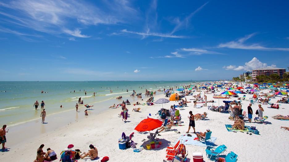 What Is The Population Of Fort Myers Beach Florida