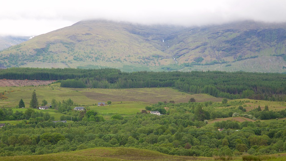 Car Rental Fort William Scotland