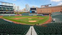 Oriole Park at Camden Yards - Baltimore