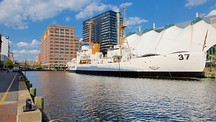 USCGC Taney - Baltimore
