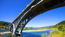 Patterson Bridge - Gold Beach