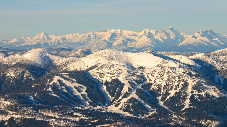 Whitefish mountain ski resort in whitefish montana for White fish montana