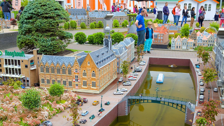 Madurodam in The Hague – The Hague Tourist Map