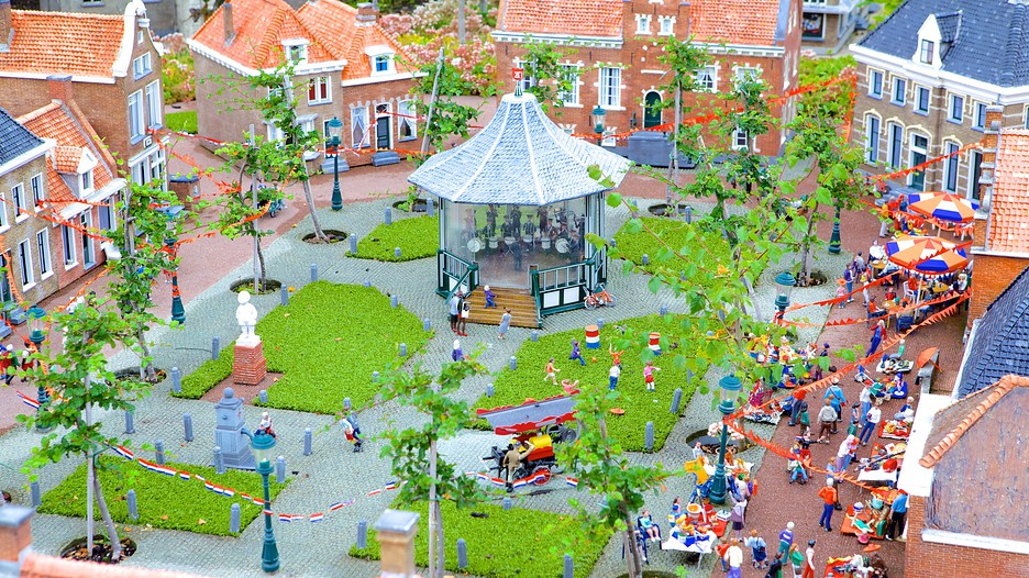 Madurodam The Hague Expediasg – The Hague Tourist Map