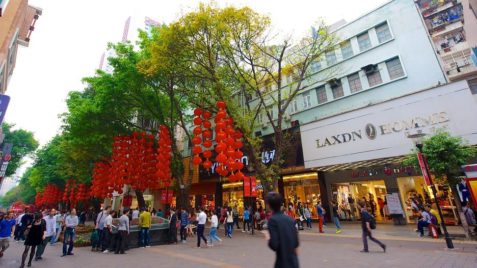 Beijing Road Pedestrian Street In Guangzhou Expedia Ca