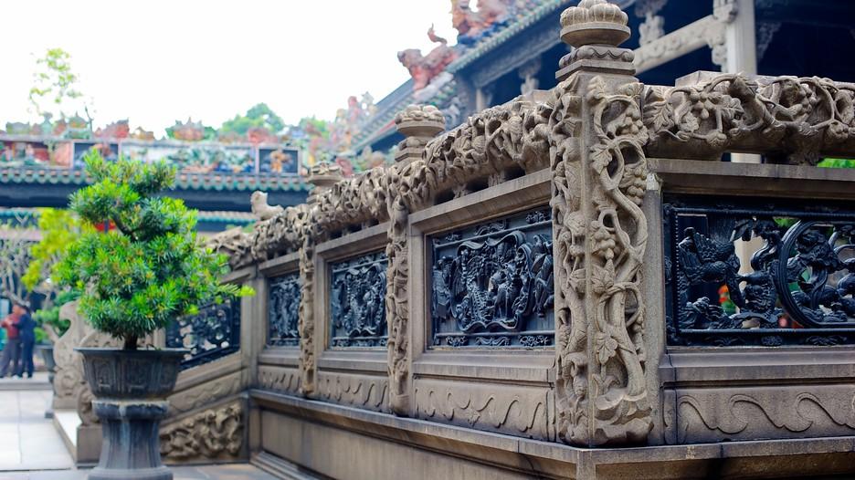 Mus e des arts populaires du guangdong d couvrez canton for Arts populaires