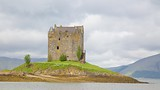 Castle Stalker - Appin - Tourism Media