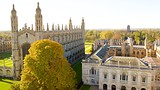 King's College Chapel - England - Tourism Media