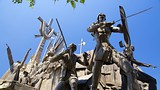 Heritage of Cebu Monument - Cebu - Tourism Media