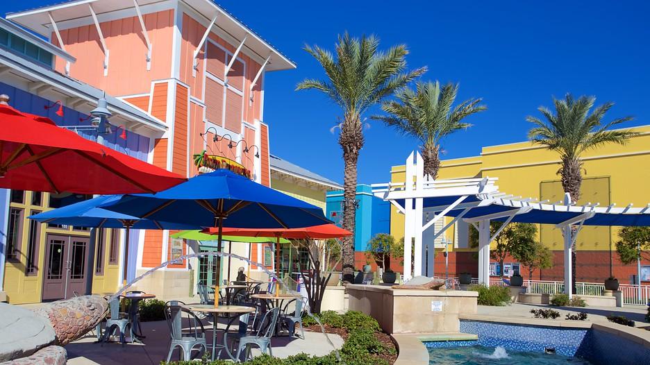 Panama City Pier Park Hotels