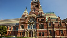 Harvard University - Boston (e dintorni)