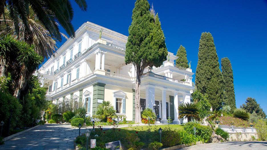 Achilleion in Korfu - Expedia.de