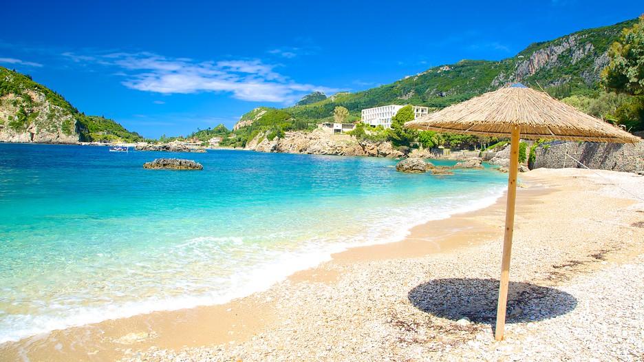 Paleokastritsa ... Beach