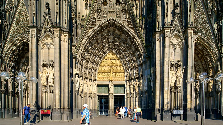 Cologne Cathedral In Cologne Expedia Ca