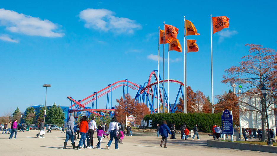 Six Flags Theme Parks, Inc., is the second-largest theme park operation in the United States. Marketing itself as