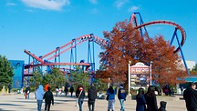 Six Flags Great America - Milwaukee