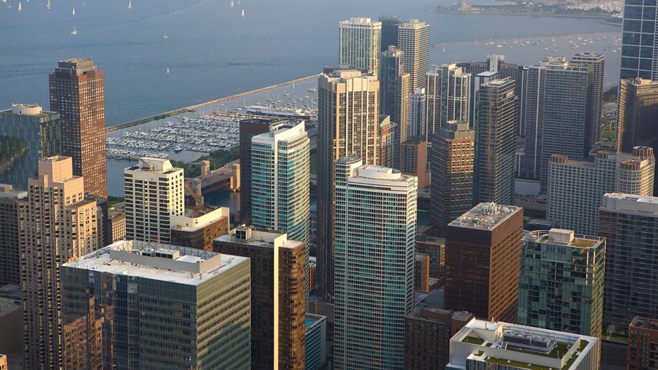 Willis Tower In Chicago Illinois