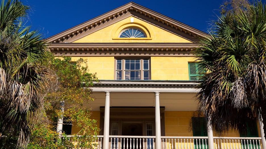 Aiken rhett house charleston for Aiken house