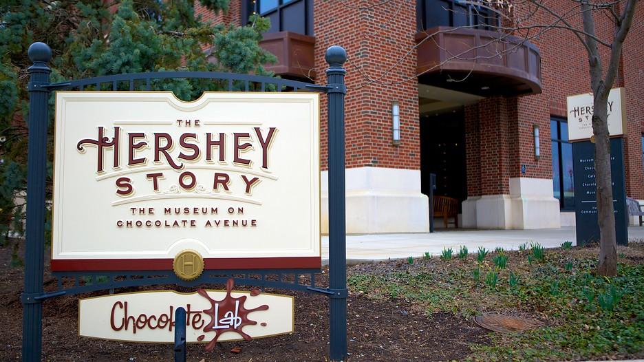 The Hershey Story Museum In Hershey Pennsylvania Expedia Ca