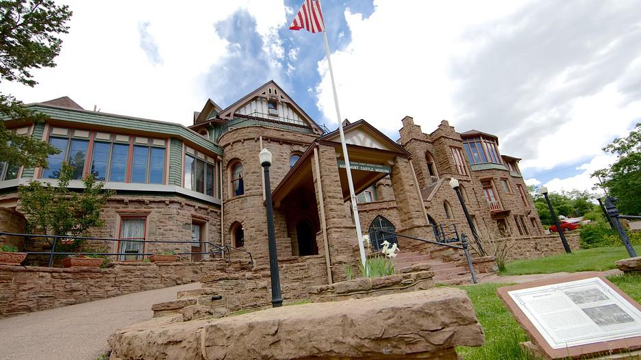 Colorado Springs Mansion Tour