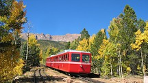 Pikes Peak Cog Railway - Colorado Springs