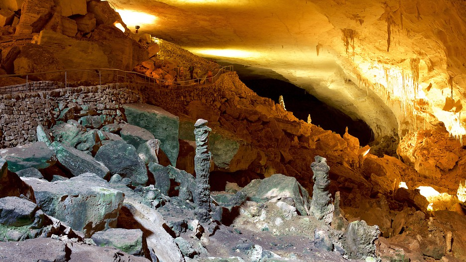 Carlsbad Caverns National Park in Carlsbad, New Mexico ...