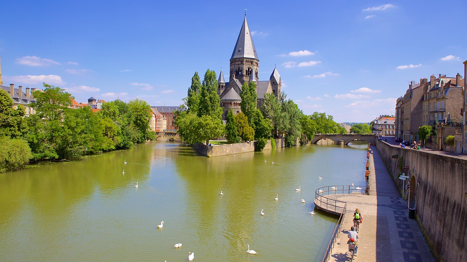 Booking Hotel Metz