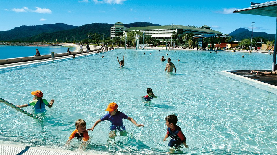 Cairns Esplanade In Cairns Queensland Expedia