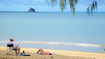 Palm Cove Beach - Cairns