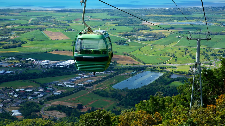 Skyrail Rainforest Cableway In Cairns Queensland Expedia