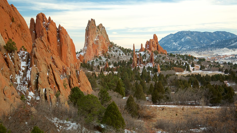 Garden Of The Gods Denver Colorado Attraction Expedia