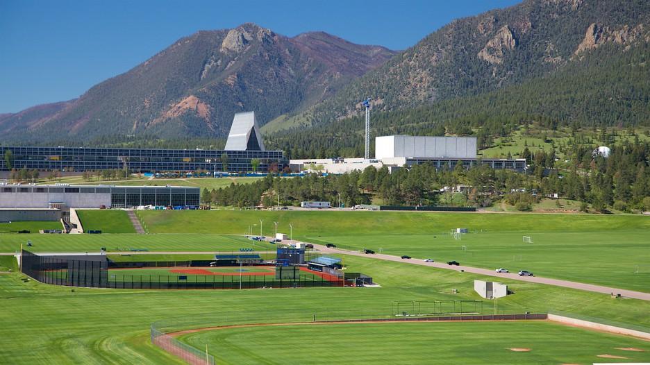 Us Air Force Academy In Colorado Springs Colorado