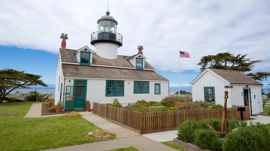 Lighthouse Tour Monterey Ca