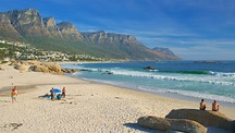 Camps Bay Beach - Cape Town