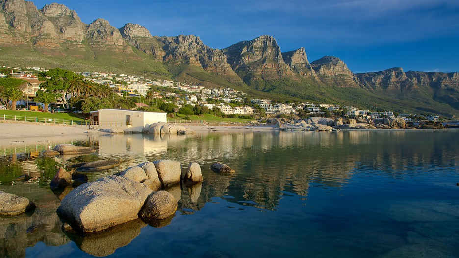 camps bay beach in cape town expedia. Black Bedroom Furniture Sets. Home Design Ideas