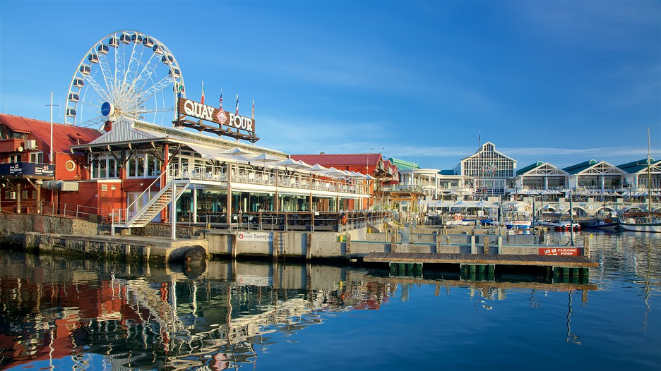 Victoria & Alfred Waterfront - Official Site