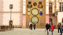 Astronomical Clock - Olomouc (region)